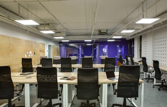 Как заполнить «незаполняемое» офисное пространство? Об этом и не только узнайте на авторском курсе Елены Воробьевой